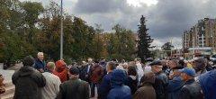 В Тамбове прошла акция под девизом: «Никитин – не наш губернатор!»