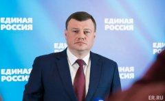 Сегодня Александр Никитин вступит в должность