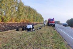 В ДТП под Тамбовом погибло три человека