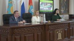 В администрации города представили проект развития заречной территории