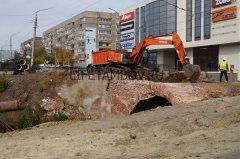В Тамбове начался демонтаж дореволюционного моста