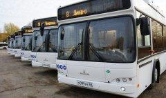 На смену троллейбусам приходят автобусы