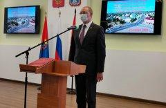 Глава города Рассказово переизбран на новый срок