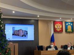 Городская Дума безвозмездно отдала РПЦ очередное здание
