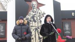 В Мичуринске состоялось памятное мероприятие, посвященное Дню ввода войск в Афганистан