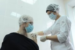 Тамбовская область получила 800 комплектов вакцины Гам-Ковид-Вак