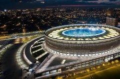 Власти отказались от строительства нового стадиона
