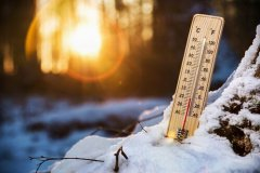 Аномально холодная погода не покидает Тамбовскую область
