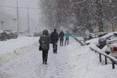 На смену холодной погоде в Тамбов придёт потепление