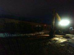 В Тамбове на водоводе произошла очередная авария