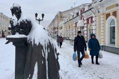 На Тамбовскую область надвигаются морозы