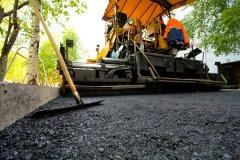 Продолжается расследование уголовного дела по факту хищения средств при ремонте дорог в Знаменке