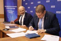 Кандидатом в депутаты от «ЕР» может стать Николай Николаев