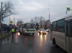 В Тамбове водитель автобуса сбил ребенка