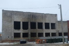 Прокуратура потребовала законсервировать недостроенное здание корпуса СОШ № 35