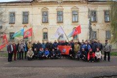 В Моршанске прошёл турнир посвящённый подвигу Героя Советского Союза