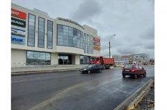 После ремонта открыли движение по улице Базарной
