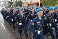 В Тамбове массовыми мероприятиями встретили День Победы