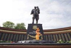 В Мичуринске открыли мемориал солдатам, умершим от ран в госпиталях