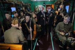 В Тамбов прибыл «Поезд Победы»