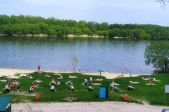 В Тамбовской области запретили купание на пяти пляжах