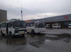 Более 100 водителей автобусов оштрафовали за нарушение правил ПДД