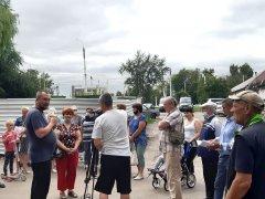 Жители ул. Чичканова: «Власть людей не слышит»
