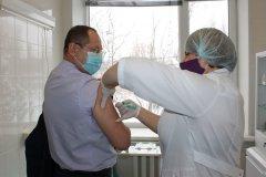 В области наблюдается дефицит вакцины от коронавируса