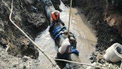 Под Красненским карьером планируют проложить водовод