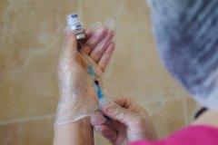 Должны сделать прививку 100% подлежащих вакцинации сотрудников