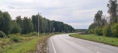 АО «ТСК» подарила Сосновскому району свыше двух километров светлой дороги
