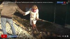 В Тамбове после ремонта дороги жители боятся подтопления